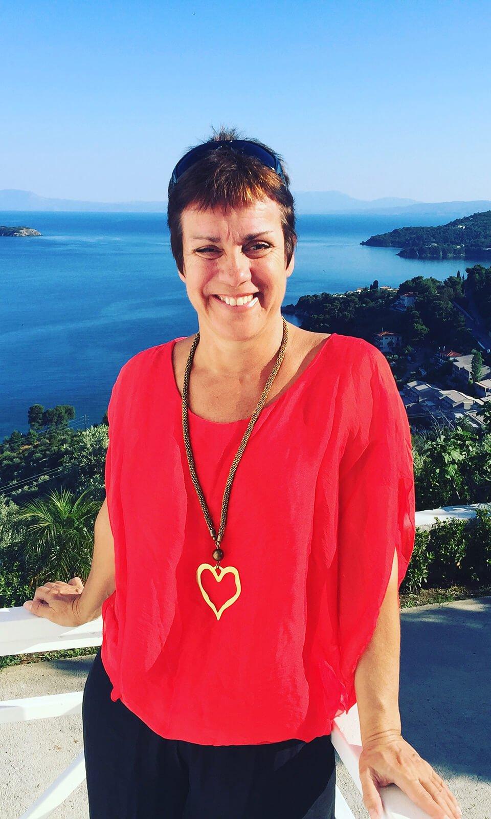 Camilla Lebert Hirvi Affärscoach, Parterapeut och Livsdesigner