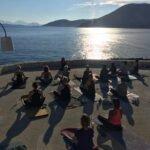 Yogaresa med Malin Berghagen till Kefalonia